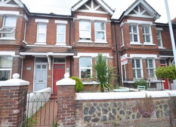 Thumbnail 2 bed flat for sale in Upper High Street, Broadwater, Worthing