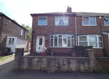 Thumbnail 5 bed semi-detached house for sale in Crescent Range, Manchester