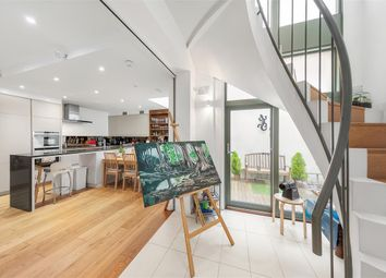 Thumbnail 3 bed end terrace house to rent in Biscay Road, London