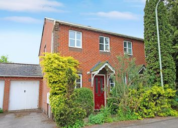 Thumbnail 2 bed property to rent in Rockfel Road, Lambourn, Berkshire