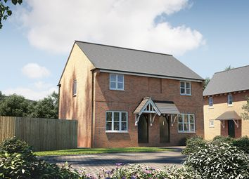 "Thumbnail 2 bedroom end terrace house for sale in ""The Petworth"" at Banbury Road, Southam"