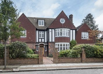 Thumbnail 7 bed detached house to rent in Westmead, London