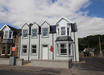 Thumbnail 3 bed flat for sale in Kinghorn Road, Burntisland, Fife