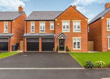 Thumbnail 5 bed detached house for sale in Church Drive, Middlesbrough