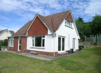 Thumbnail 4 bedroom detached bungalow to rent in Higher Park Road, Braunton