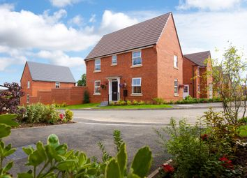 "Thumbnail 3 bedroom semi-detached house for sale in ""Hadley"" at Hurst Lane, Auckley, Doncaster"