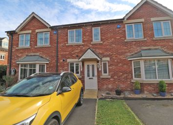 Thumbnail 2 bed terraced house for sale in Blacksmith Close, Epworth, Doncaster