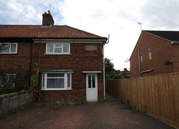 Thumbnail 5 bedroom semi-detached house to rent in Harcourt Terrace, Headington, Oxford