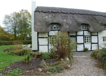 Thumbnail 2 bed cottage to rent in Woodgate Road, Stoke Prior, Bromsgrove