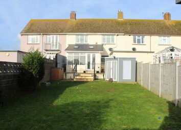 Thumbnail 3 bed terraced house for sale in Bohays Drive, Wyke Regis, Weymouth