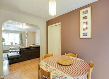 Thumbnail 3 bed end terrace house for sale in Iris Road, West Ewell, Epsom