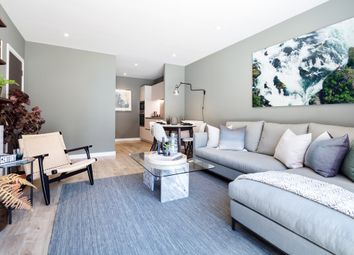 "Thumbnail 3 bedroom flat for sale in ""Apartment"" at Broomsleigh Business Park, Worsley Bridge Road, London"