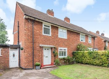 Thumbnail 3 bed semi-detached house for sale in Ash Row, Bromley