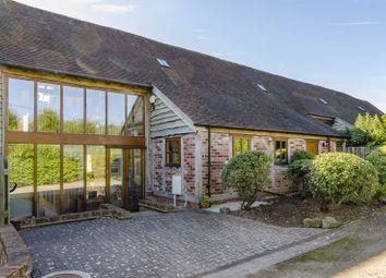Thumbnail 3 bed barn conversion for sale in Apple Barn, 2 Townsend Barns, Stretton Grandison, Ledbury, Herefordshire