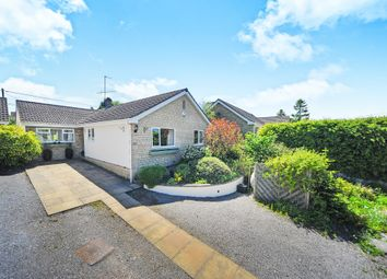 Thumbnail 3 bed detached bungalow for sale in The Street, Cherhill, Calne