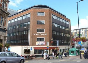 Thumbnail 2 bedroom flat to rent in Scarbrook Road, Croydon