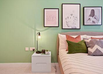 Thumbnail 1 bed flat for sale in Lampton Road, London