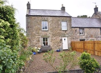 Thumbnail 2 bed end terrace house for sale in Low Park, West Woodburn, Northumberland