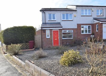 Thumbnail 3 bed semi-detached house for sale in Peebles Drive, Baldovie, Broughty Ferry, Dundee