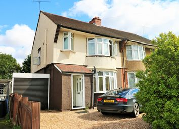 Thumbnail 4 bed semi-detached house to rent in Ashcroft Road, Luton