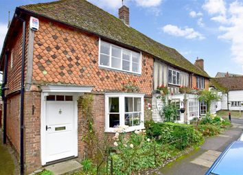 Thumbnail 2 bed end terrace house for sale in The Street, Smarden, Ashford, Kent