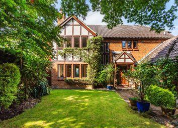 Woking, Surrey GU21. 5 bed detached house
