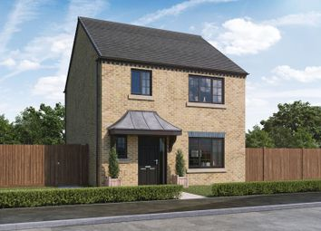 Thumbnail 3 bed detached house for sale in Moorfields, Whitehouse Drive, Killingworth, Northumberland