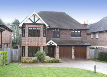 Thumbnail 6 bed detached house to rent in Pit Lane, Edenbridge, Kent