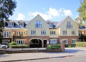 Thumbnail 2 bedroom flat for sale in Heath Road, Locks Heath, Southampton