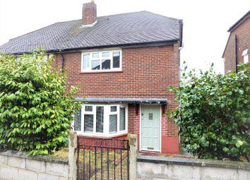 Thumbnail 2 bed semi-detached house for sale in Pennine Way, Barnehurst, Kent