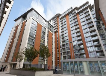 Thumbnail 2 bed flat to rent in The Oxygen Apartments, 18 Western Gateway, London