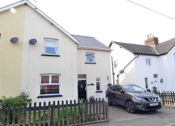 Thumbnail 3 bed semi-detached house for sale in The Villas, Sudbrook, Caldicot