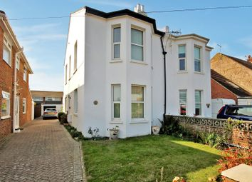 Kings Road, Lancing BN15. 3 bed semi-detached house