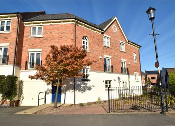 Thumbnail 4 bed end terrace house for sale in Sansome Place, Worcester, Worcestershire
