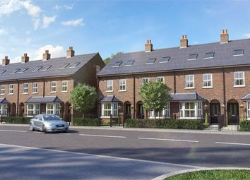 Thumbnail 3 bed terraced house for sale in Station Approach, Marlow