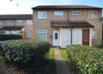 Thumbnail 2 bed end terrace house to rent in Harvester Way, Lymington