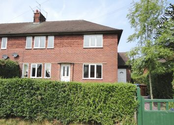 Thumbnail 2 bed flat to rent in Bridgwood Road, Blythe Bridge, Stoke-On-Trent