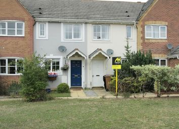 Thumbnail 2 bed terraced house for sale in Celtic Drive, Andover