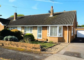 Thumbnail 2 bed semi-detached bungalow for sale in Oakwood Drive, Tankerton, Whitstable, Kent