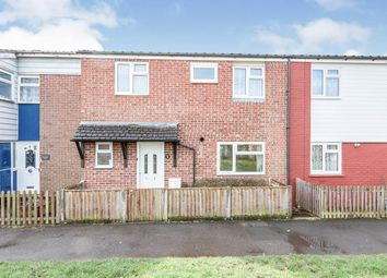 Thumbnail 4 bed terraced house for sale in Cayman Close, Basingstoke, Hampshire