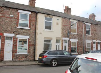 Thumbnail 2 bed terraced house to rent in Kitchener Street, York, North Yorkshire