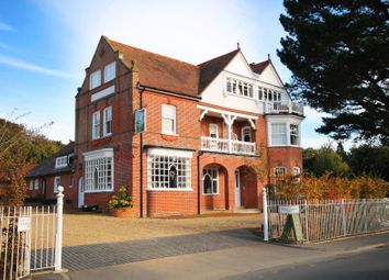 Thumbnail 3 bed flat to rent in Sway, Lymington, Hampshire