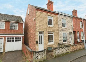 Thumbnail 3 bed end terrace house for sale in Cavendish Street, Arnold, Nottingham