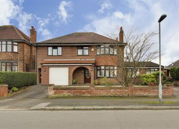 Thumbnail 4 bed detached house for sale in Melbury Road, Woodthorpe, Nottinghamshire