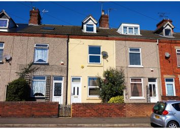 Thumbnail 3 bed terraced house for sale in Park Road, Mansfield Woodhouse