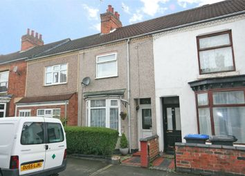 Thumbnail 3 bed terraced house to rent in Victoria Avenue, Town Centre, Rugby, Warwickshire