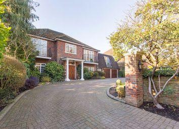Thumbnail 5 bedroom detached house for sale in Dennis Lane, Stanmore