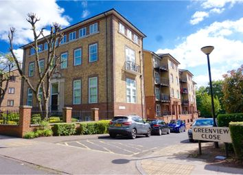 Thumbnail 2 bed flat for sale in Greenview Close, Acton