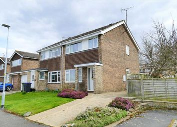 Thumbnail 3 bed semi-detached house for sale in Falcon Road, Calne