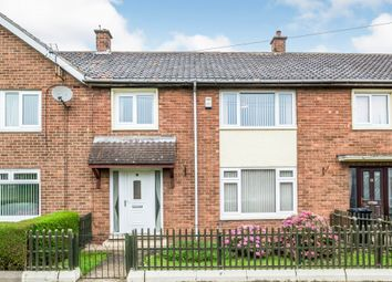 Thumbnail 3 bed terraced house for sale in Harsley Walk, Middlesbrough